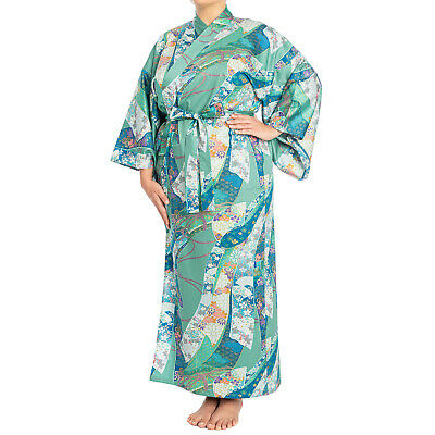CYBERJAMMIES  HOLLY  RED Green Check Ladies Christmas Dressing Gown ... f7ae53c40