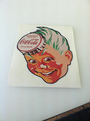Coca Cola Pepsi Soda Decal Sprite Boy Sticker Decals Mancave 4""