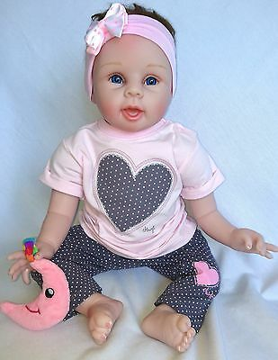 NEW *0-3 Months *Baby Girls *Lovely Outfit / Set Leggings & T-shirt *100% COTTON
