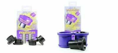 Kit Boccole Silentblock Braccio Anteriore Powerflex Audi A3 (8P) VW Golf V VI