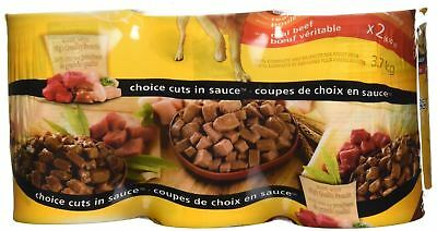 Pedigree Choice Cuts Variety 630g Cans 6 Cans - BEST SELLER