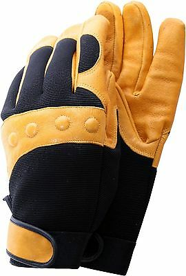 Town & Country Premium Comfort Fit Flexible Gardening Gloves - Large Tgl432L