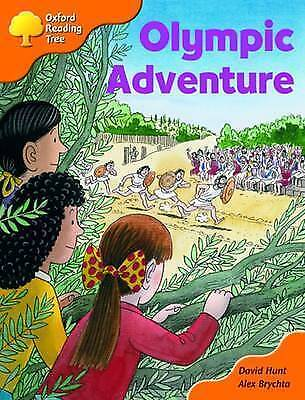 Oxford Reading Tree: Stage 6: More Storybooks C: Olympic Adventure-ExLibrary