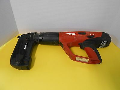 HILTI DX-460 MX 72 Powder Actuated Nail Gun WITH CASE NO ACCESSORIES AS PICTURED