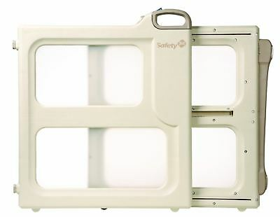 Safety 1st Perfect Fit Gate White, NEW