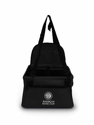 American Kennel Club AKC913BLACKAMZ AKC Car Booster Seat Black