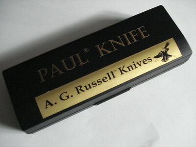 A.G. RUSSELL1996-97 Gerber Paul Knife Series II MODEL 2; Rare