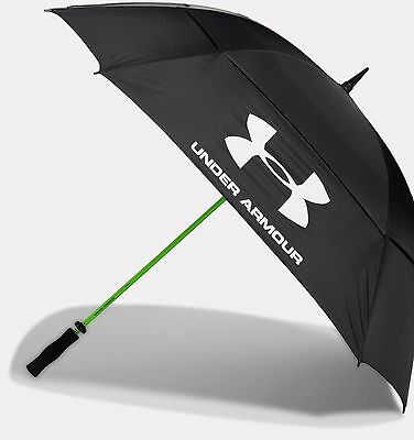 "Under Armour 2017 68"" Double Canopy Golf Umbrella"