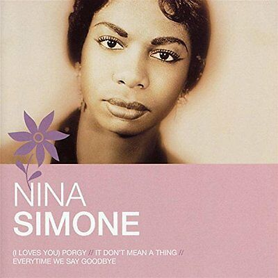 NINA SIMONE-L``Essentiel  (UK IMPORT)  CD NEW