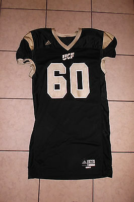 finest selection 0e96a 488f1 UCF KNIGHTS GAME Used Issued Football Jersey #60 - University of Central  Florida