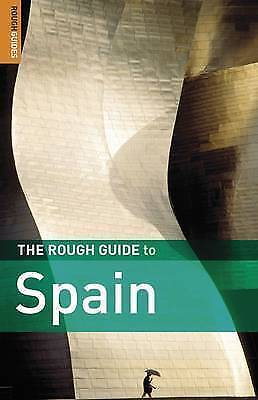 The Rough Guide to Spain 13 (Rough Guide Travel Guides)-ExLibrary