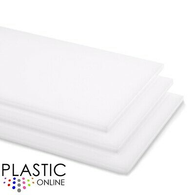 Opal Colour Perspex Acrylic Sheet Plastic Material Panel Cut to Size