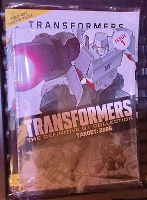 """Transformers - The Definitive G1 Collection - Issue 1 (Volume 6) """"Target: 2006"""""""