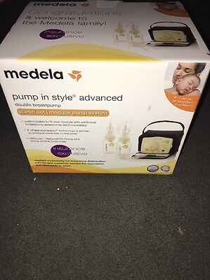 Medela Pump-in-Style Advanced Double Breast-Pump Starter Kit - 57081