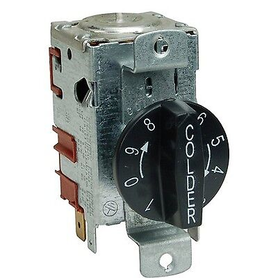 TRUE Upright Refrigeration Thermostat Temp control 800306 831932 800393 Air S...