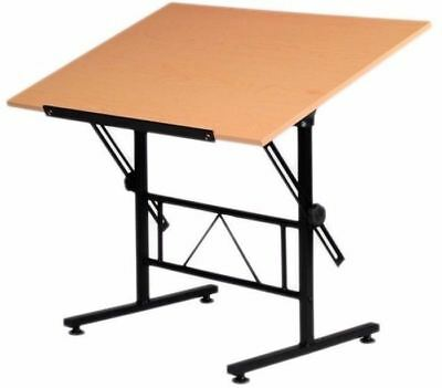 Martin Universal Design Birch Top Smart Drafting Table Home Office Furntiure