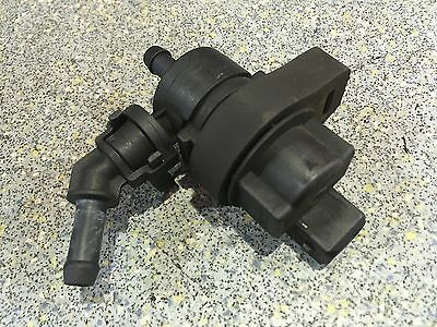 Bmw 3 Series E46 323Ci Coupe 1998-2003 Fuel Breather Vacuum Valve 1433602