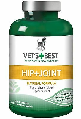Vet's Best Hip and Joint Level 1 90 Tablets