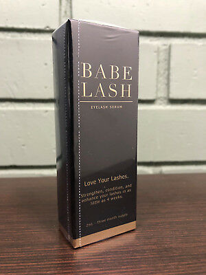 f8d3cf32588 BABE LASH EYELASH Serum 2ml / 3 Month Supply - SEALED IN BOX & FRESH ...