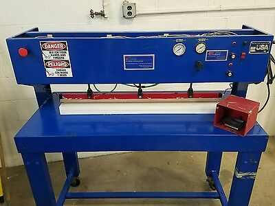 "ALINE HD-36 Heavy Duty Horizontal 36"" Impulse Heat Sealer   Buyer pays freight"