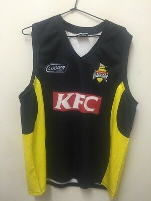 Men's western warriors cricket Western Australia Singlet Player Issue
