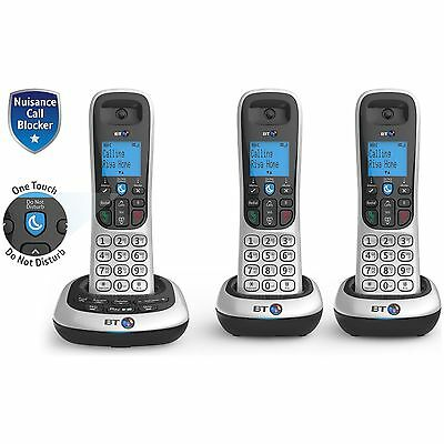 BT2700 Cordless Telephone with Answer Machine - Triple.
