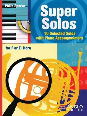 Super Solos For Horn Book & Cd