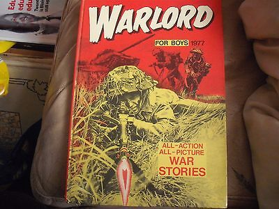 Warlord for Boys 1977 Annual