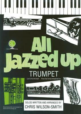 All Jazzed Up For Trumpet Book & Cd