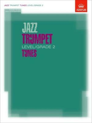 Jazz Trumpet Tunes Gr 2 Book & Cd