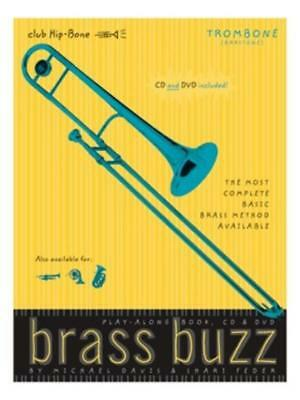 Brass Buzz For Trumpet Book Cd Dvd