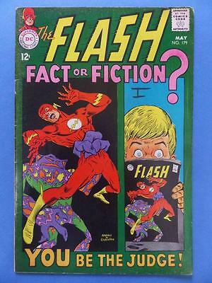 Flash 179 1968 1St Earth Prime!
