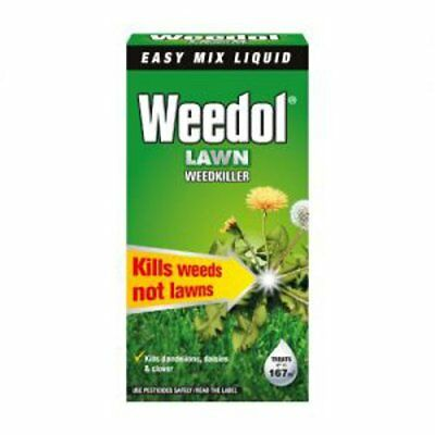 Weedol Lawn Weedkiller 1 Litre rrp £14.50 OUR PRICE £10.99