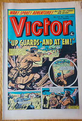 The Victor (UK Comic) - Issue #738 (12th April 1975)
