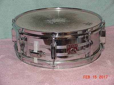 Vintage Tama Swingstar Snare Drum  Red Label