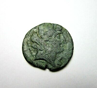 Cilicia, Tarsos. Ae 22. Circa 2Nd-1St Century Bc. Sandan On Animal Reverse.