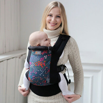 """Love and Carry® DLight ergonomic baby carrier """"Flowers"""""""