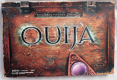 Ouija Board, Hasbro Gaming Includes Light Up Planchette with Batteries - 2013