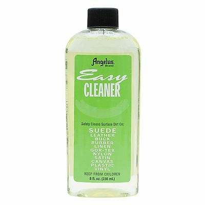 Angelus Easy Cleaner 8oz Shoe Cleaner NEW