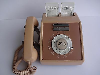 Western Electric telephone Card Dialer  model 660 antique telephone switchboard