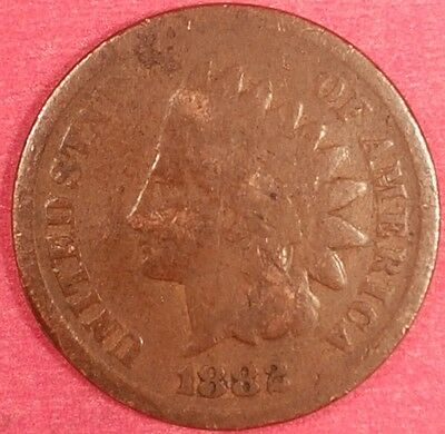 1882 Indian Head Cent  ID #20-15