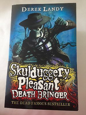 SKULDUGGERY PLEASANT Death Bringer Book 6 Derek Landy