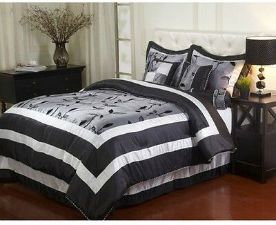 Pastora  Piece Bedding Comforter Set Size Queen