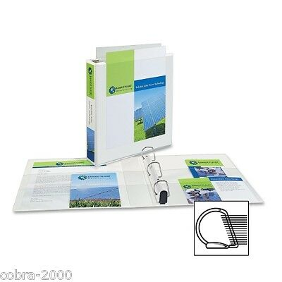"Avery Heavy-Duty View Binder with 1-1/2"" One Touch EZD™ Ring 79195, White"