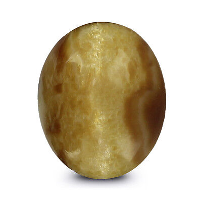 100%Natural Certified Cats Eye 3.46Cts Oval Cut Unheated Cabochon Loose Gemstone