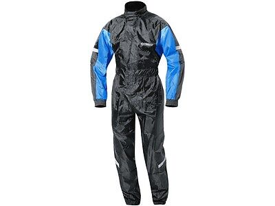 Held Splash Motorcycle Rain Estate waterproof also for Continuous rain sw blue