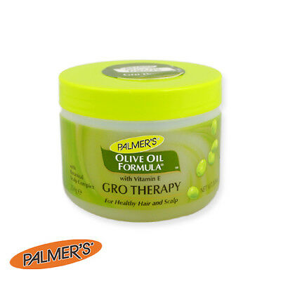 Palmers Olive Oil Formula Gro Therapy For Healthy Hair And Scalp 250g
