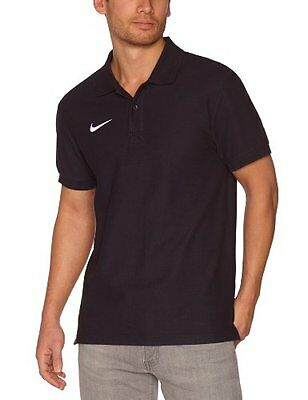 Black/White (TG. Medium) Nike TS Core Polo – Polo da golf per uomo, UOMO, Polosh