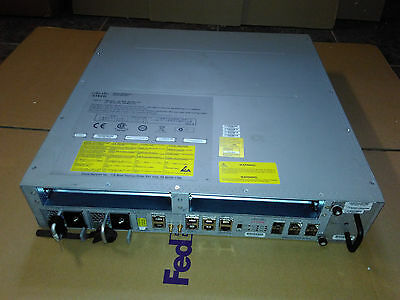 CISCO ASR 9001 Router, Fan and Dual AC Power Supply ASR-9001 Router