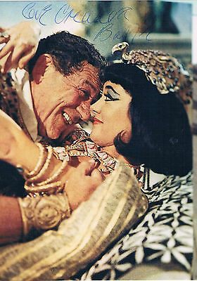 Amanda Barrie Carry on Cleo -  Hand Signed Photograph size 7 x 5 inches